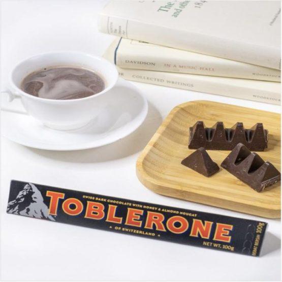 Toblerone Swiss Dark 100G