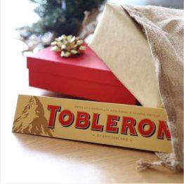Toblerone Swiss Milk 100G