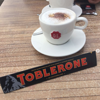 Toblerone Swiss Dark 100G