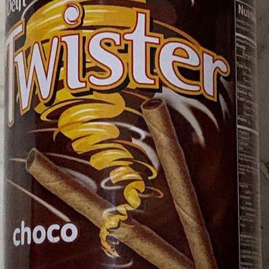 Delfi Twister Chocolate 320G