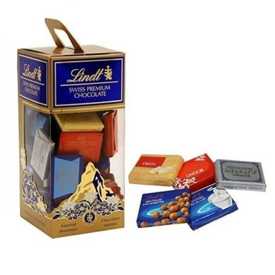 Lindt Napolitains Assorted 250G