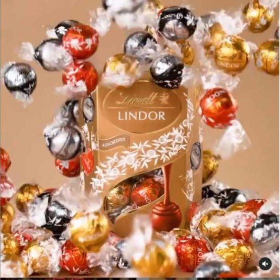 Lindt Lindor Assorted 200G