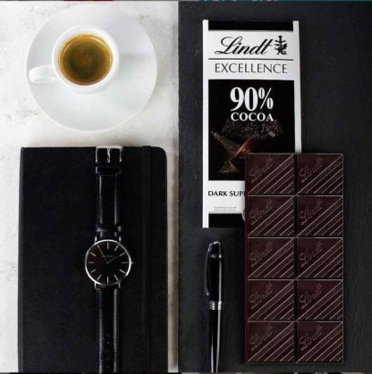 Lindt Excellence 90% Cocoa Dark Bar 100 G