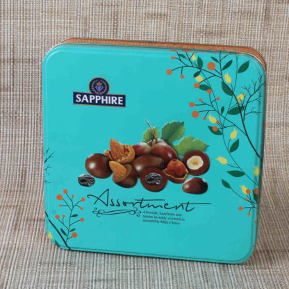 sapphire chocolate assortment 200g