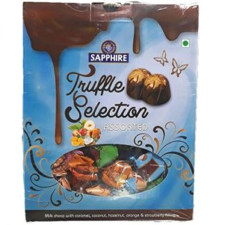 Sapphire Truffle Selection Assorted Chocolates 2 kg