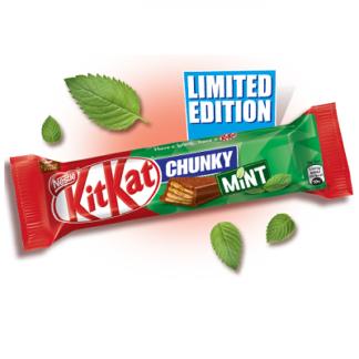KitKat Chunky Mint 40G
