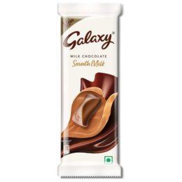 Galaxy Milk Chocolate 56G (Pack of 2)