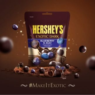 Hersheys Exotic Dark Blueberry & Acai 100G