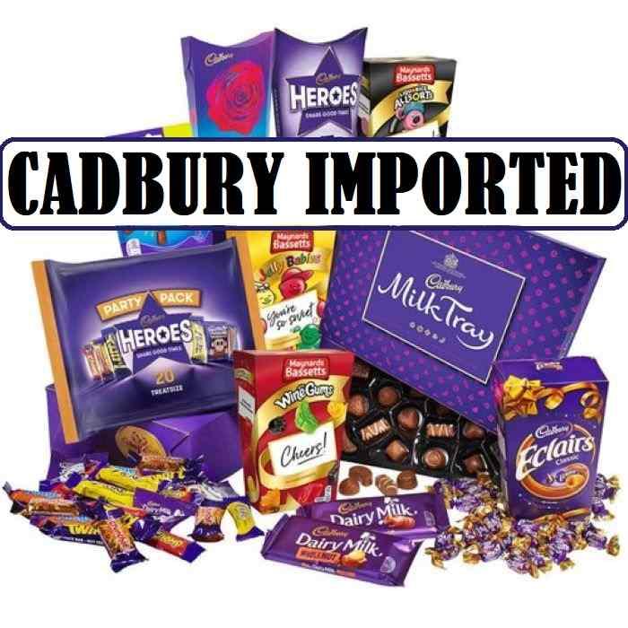 Cadbury Imported