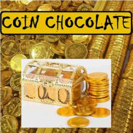 Coins Chocolate