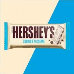 Hersheys Cookies N Creme Bar 100G