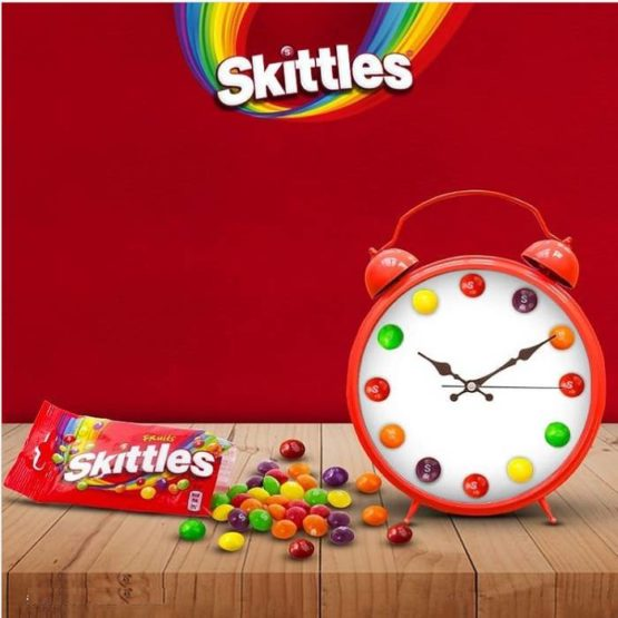 Skittles Fruits Candy 45G (Pack of 2)