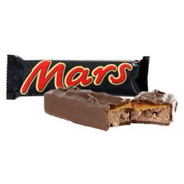 Mars Bars 51G (Pack of 4)