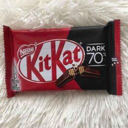KitKat 4 Finger 70% Dark Chocolate 41.5G