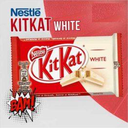 KitKat 4 Finger White Chocolate 41.5G