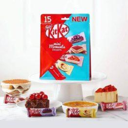 Nestle Kitkat Mini Moments Desserts 255G