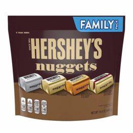 Hersheys Nuggets Assortment Chocolate442G