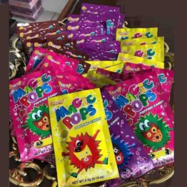 Magic Pop Popping Candy Pack of 10
