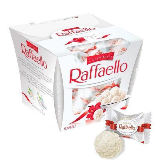 Ferrero Raffaello White Chocolate Truffles T15 150G