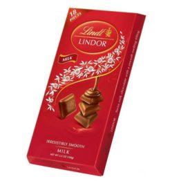 Lindt Lindor Singles Milk Bar 100G_Chennai Only