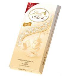 Lindt Lindor Singles White Bar 100G_Chennai Only