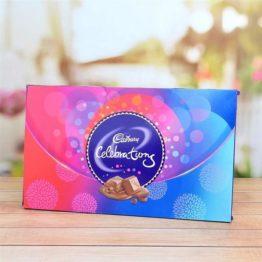 Cadbury Celebrations Assorted Chocolate Gift Pack 163G