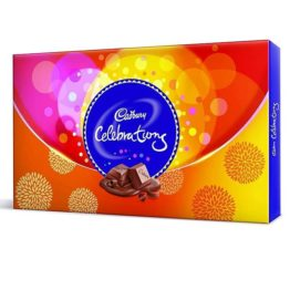 Cadbury Celebrations Assorted Chocolate Gift Pack 118G